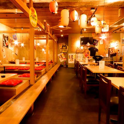 小皿料理 和風バル 個室 門限やぶり 小倉駅前店