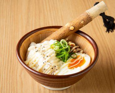 門限流ポテトサラダ  540円(税込)